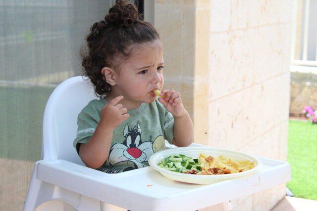 Dieta dziecka podczas pandemii