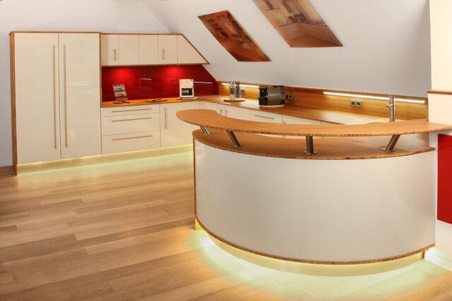 Wyjątkowy design w kuchni
