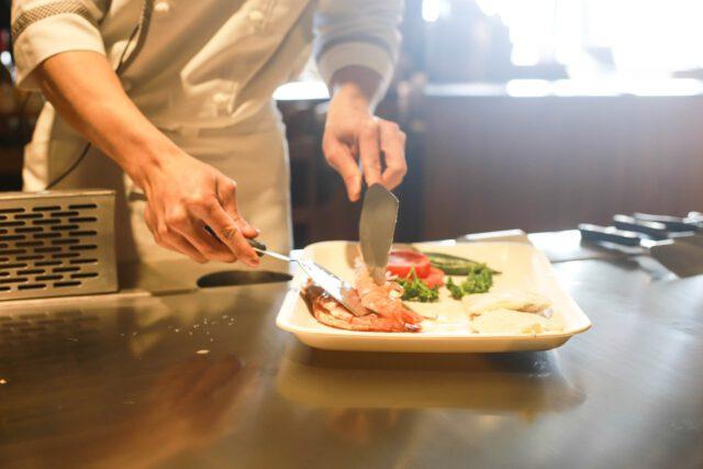 Kuchnia podczas pandemii