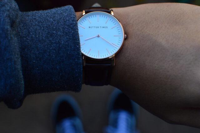 Fakty o zegarkach